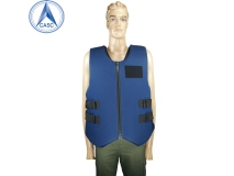 Life-saving and bullet proof vest